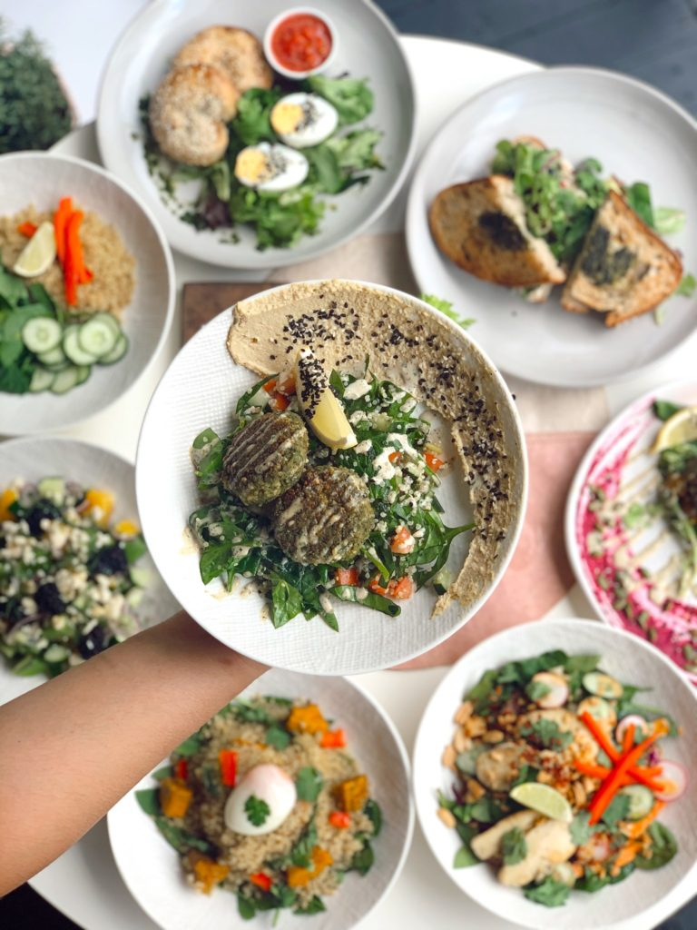 vegetarian food deliveries in singapore