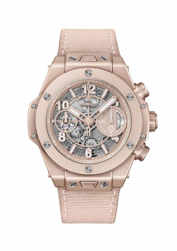 hublot big bang pink