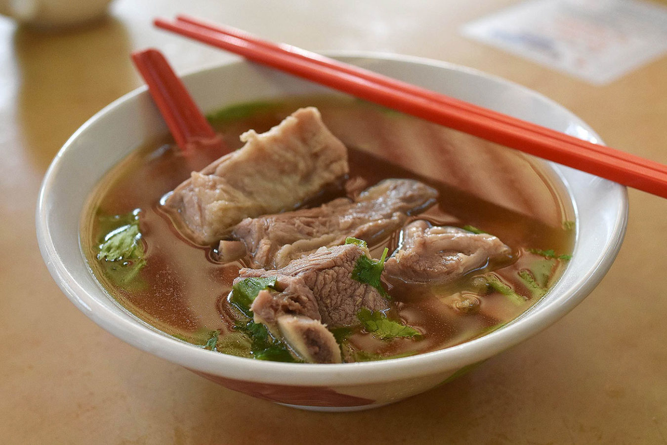 Bak Kut Teh in Singapore: The best herbal and pepper pork rib soup to warm you up