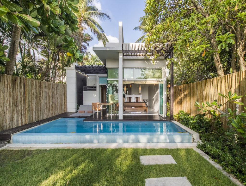 Aleenta Phuket Pool Suite Exterior