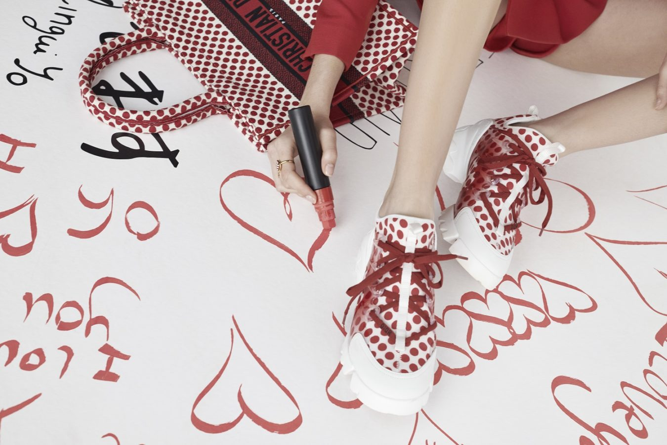 The Dioramour capsule collection is a love letter from Dior