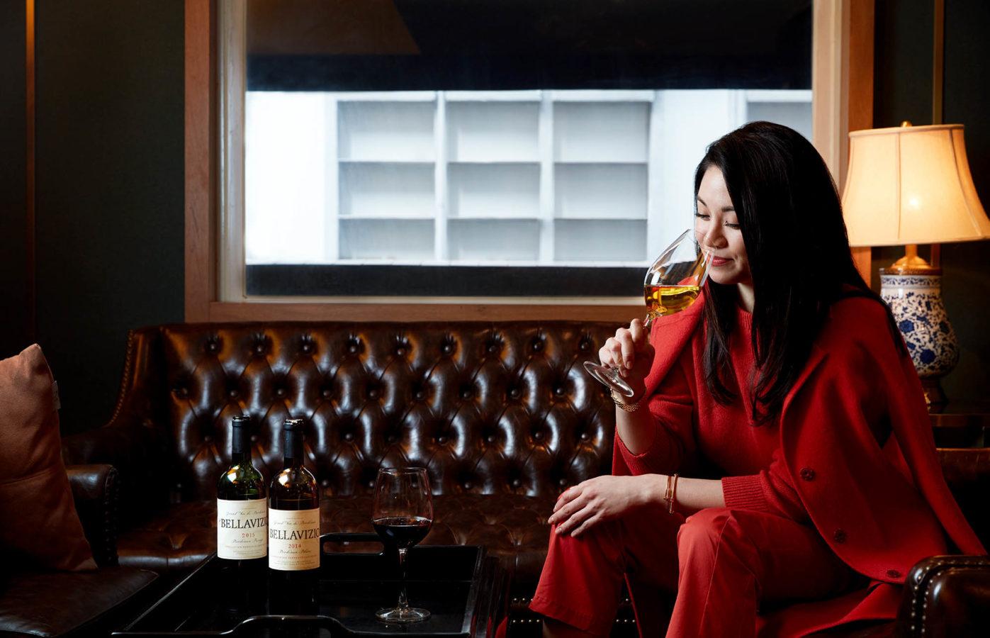 How wine maven Bernice Liu found passion in Bordeaux