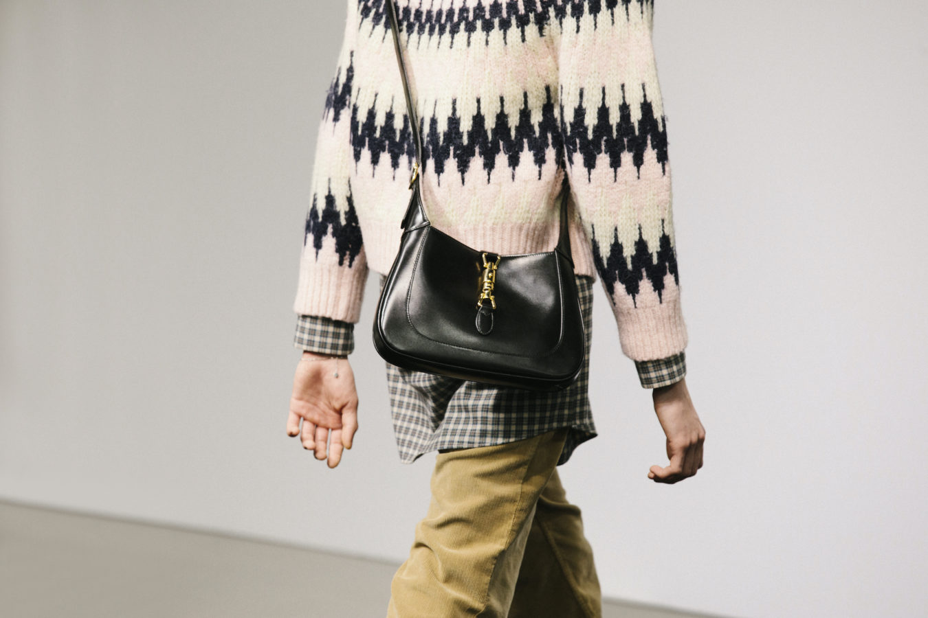 Gucci debuts the new Jackie 1961 for Autumn/Winter 2020