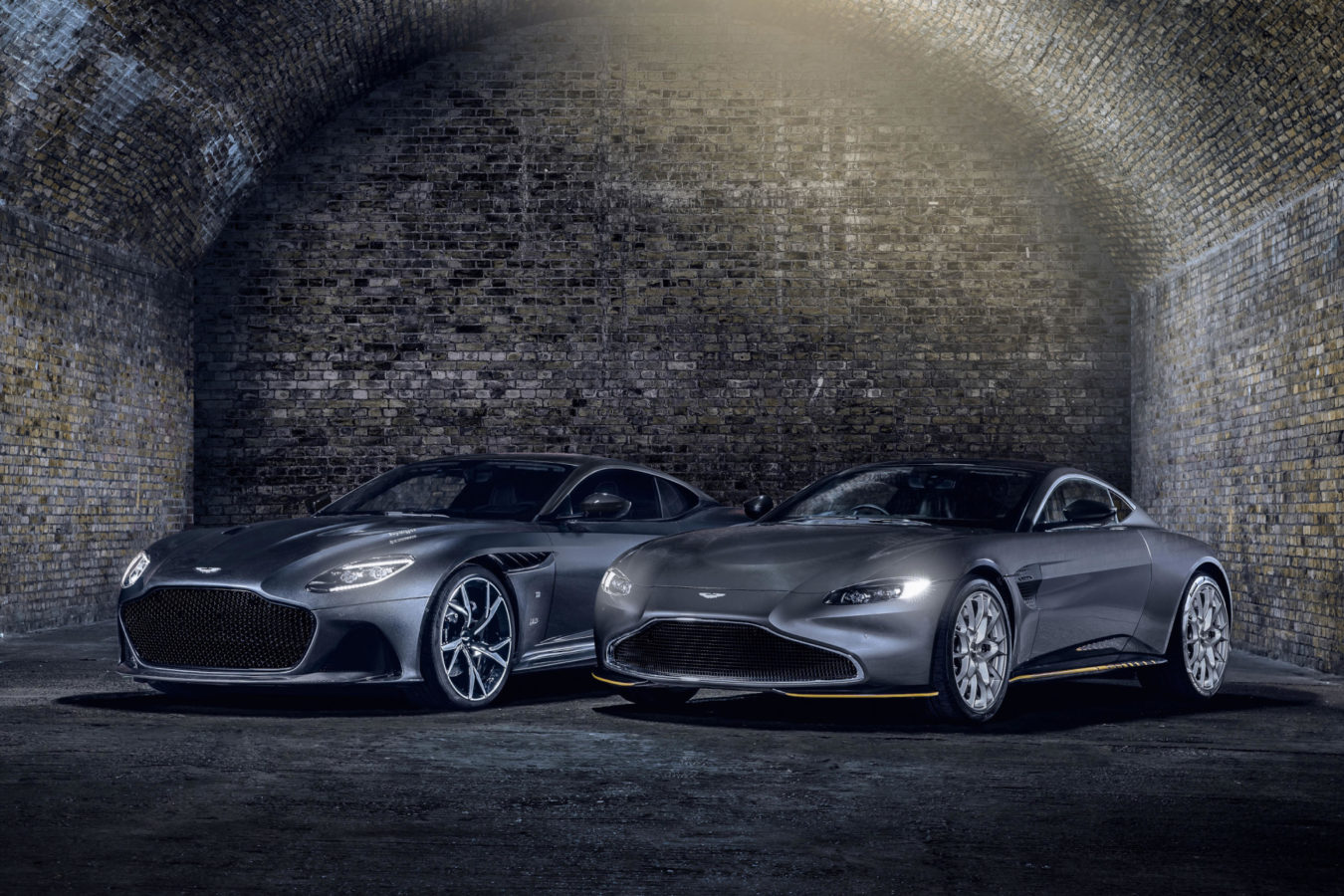 Aston Martin To Launch Two New Limited Edition Cars Inspired By The World Of James Bond