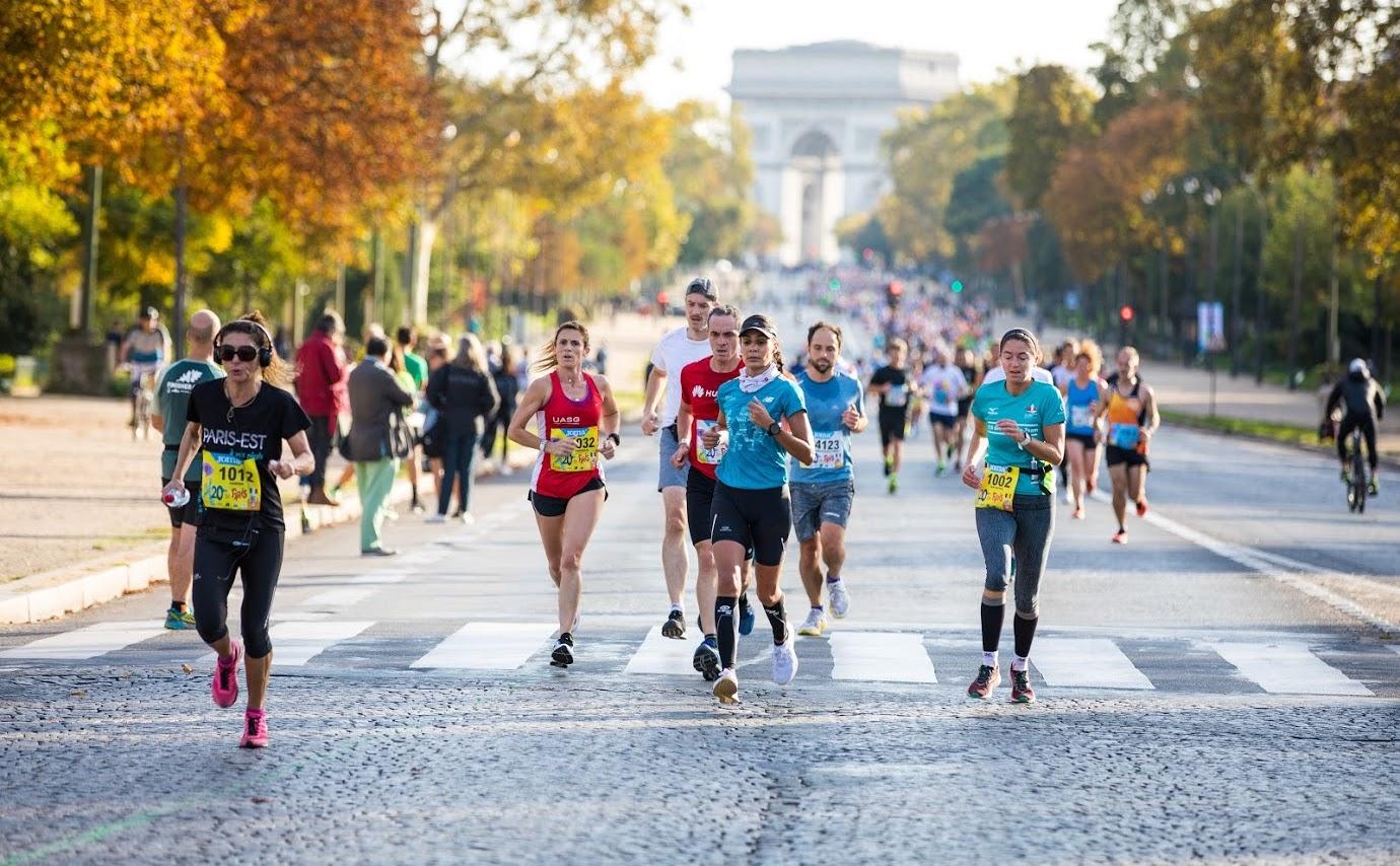 This year's 20km de Paris race will be virtual