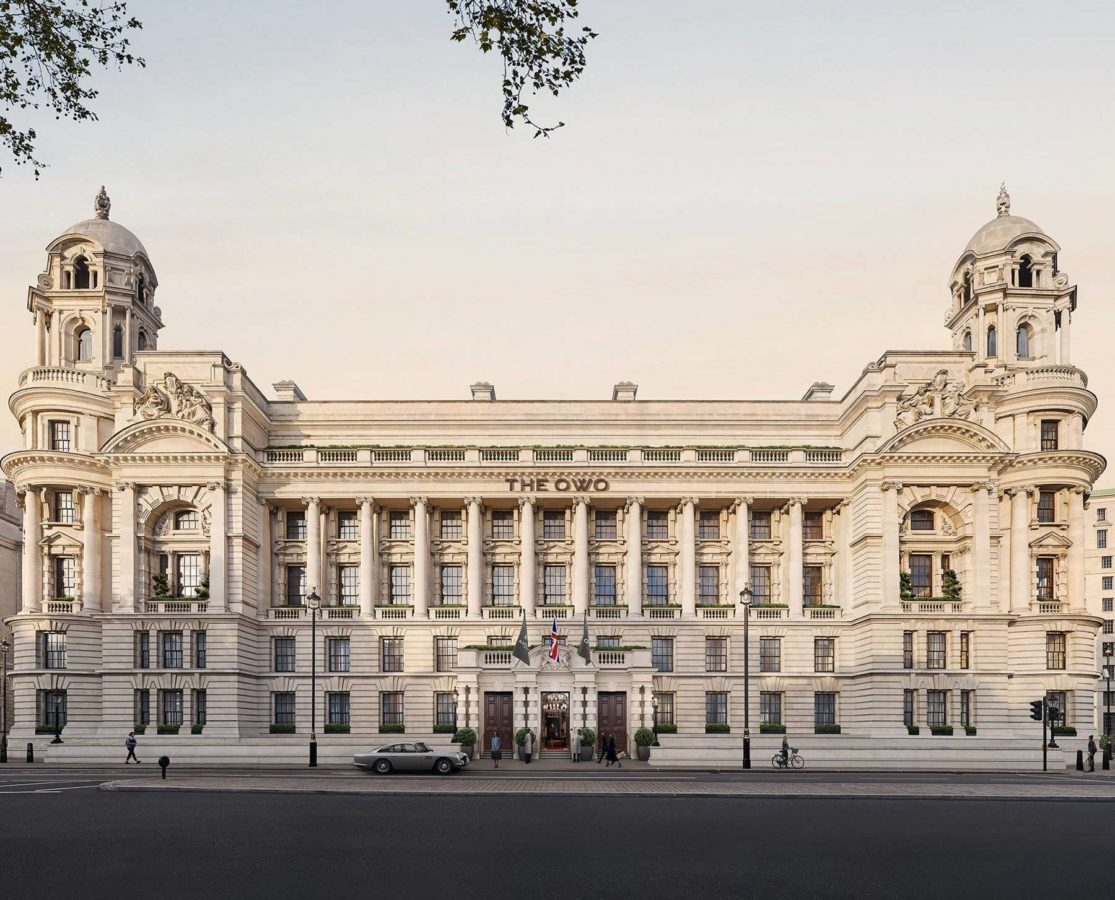 Raffles Hotel London to open in the Old War Office building