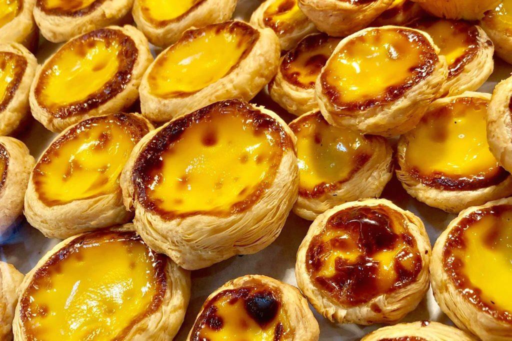 Madeleine's Original Portugese Egg Tart & Puff