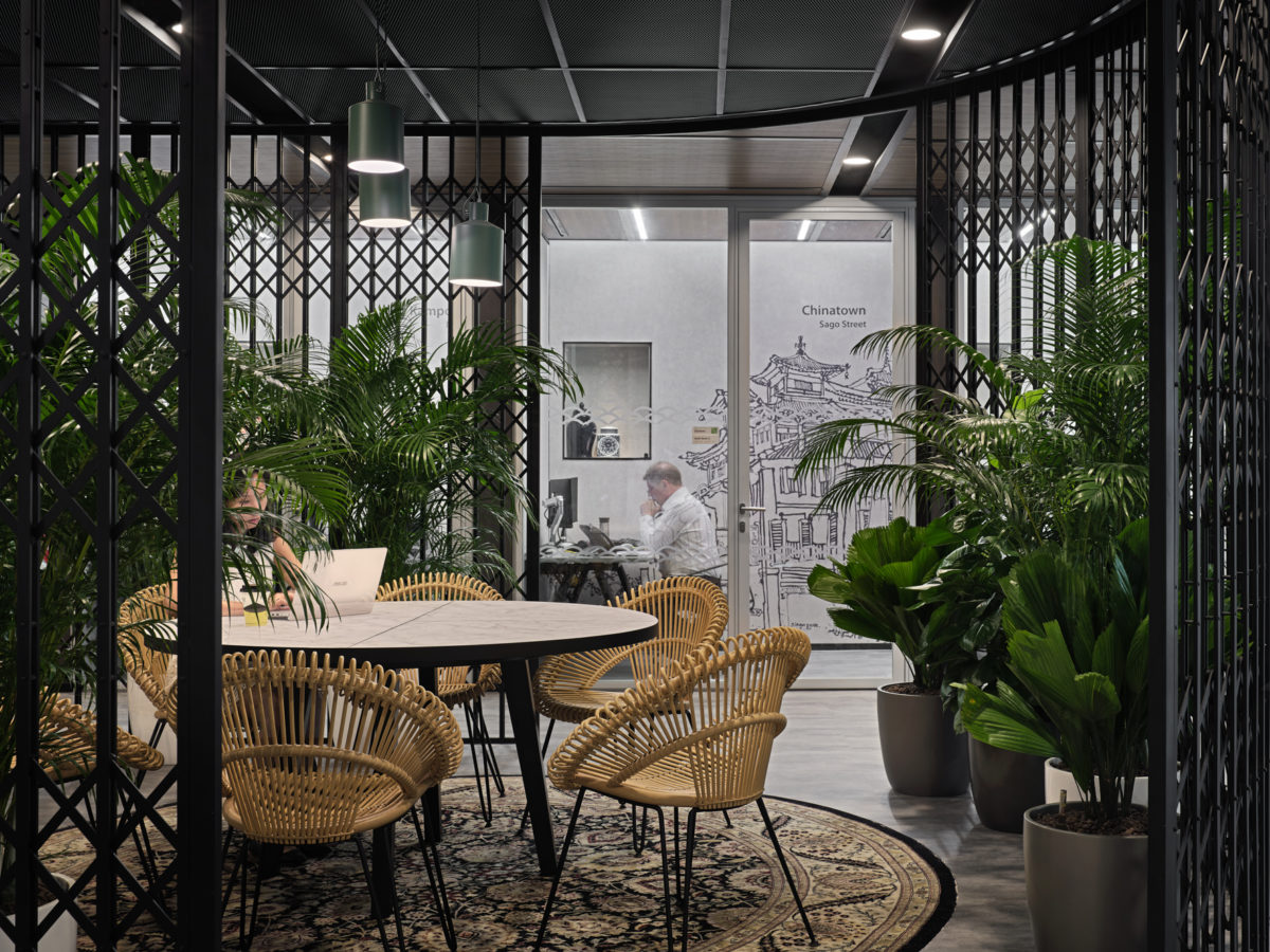 What will office spaces in a post-pandemic future look like? Adam Mundy of Geyer shares some insights