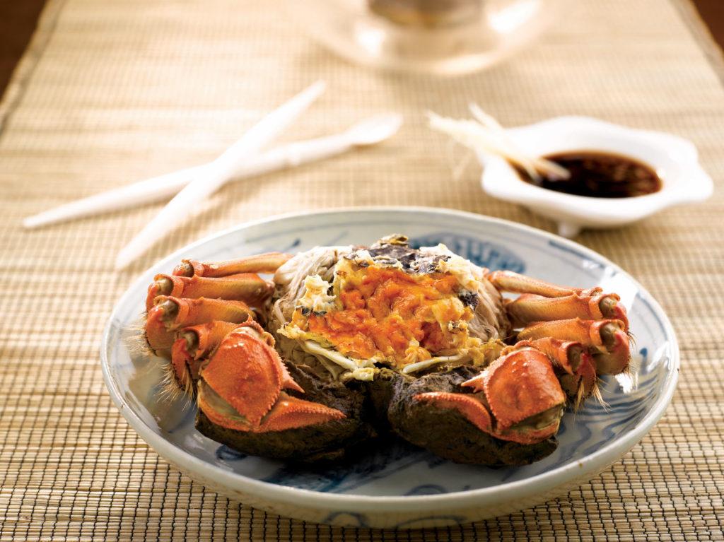 hairy crabs 2020