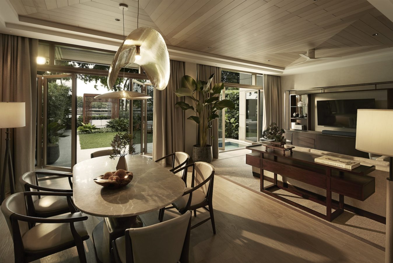 Capella Bangkok, the luxury hotel group's first property in Thailand, opens on the famed Chao Phraya River