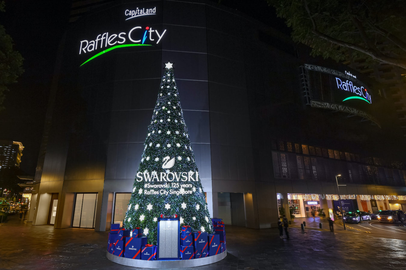 Christmas in the city: Soak in festive cheer at Raffles City