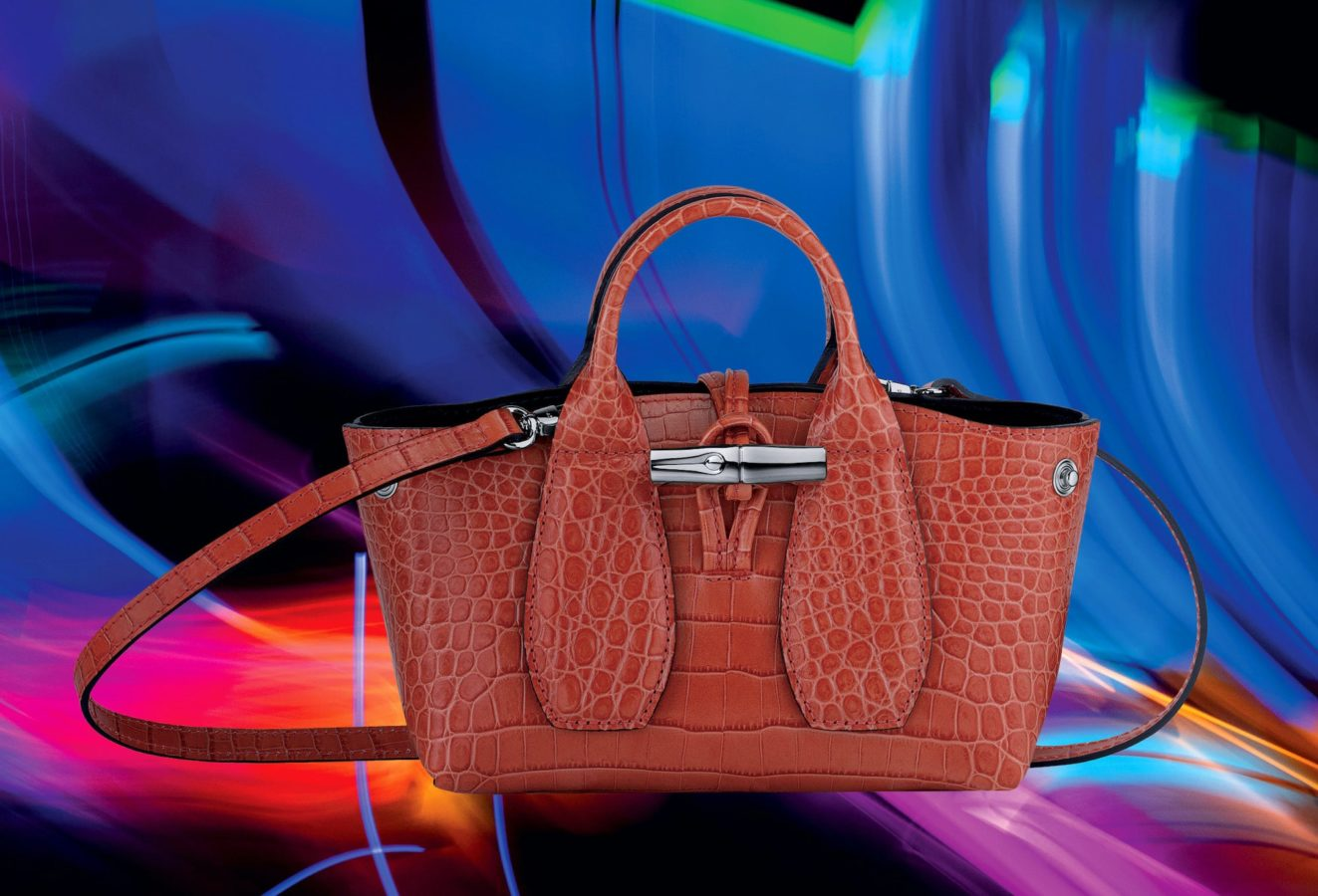 Longchamp Spring/Summer 2021: The Roseau crossbody bag gets facelift