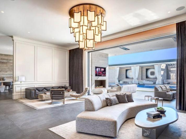 Kylie Jenner - most Googled homes