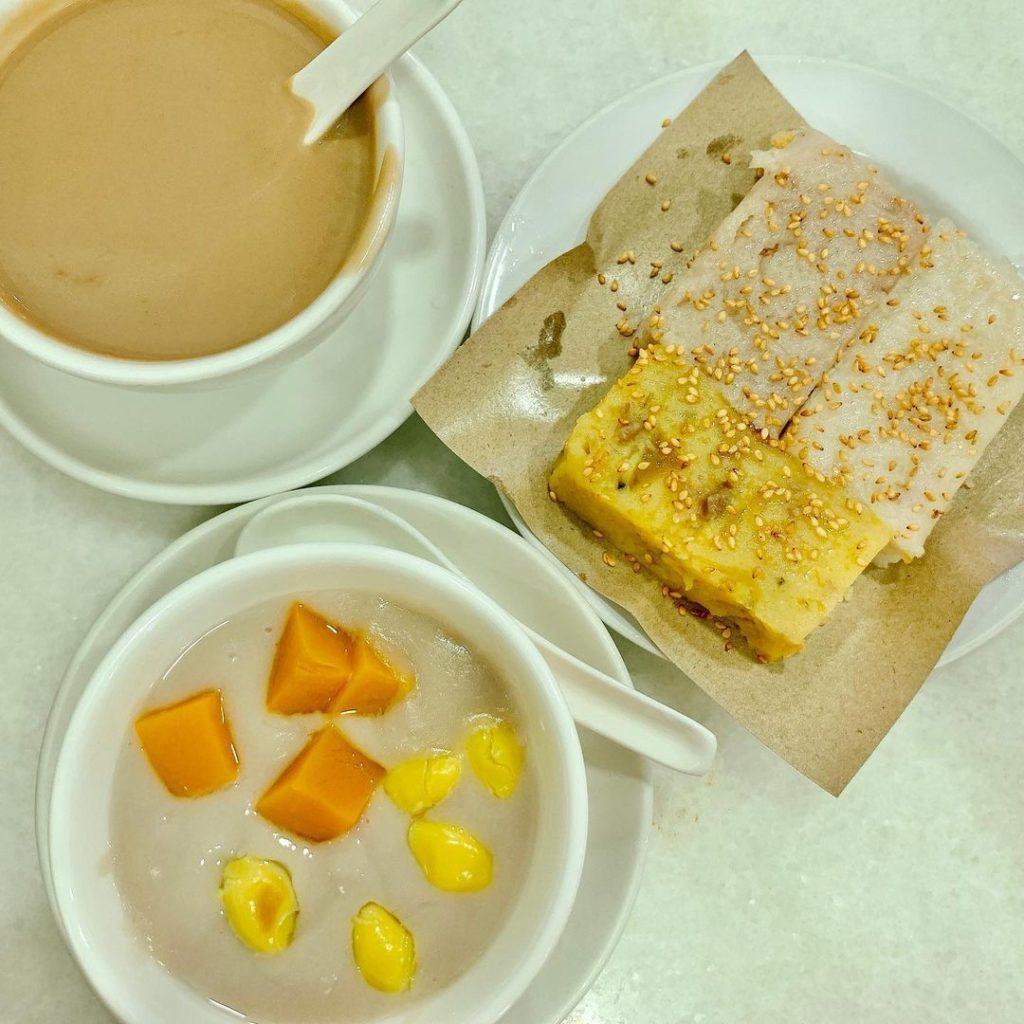 Mei Heong Yuen Desserts