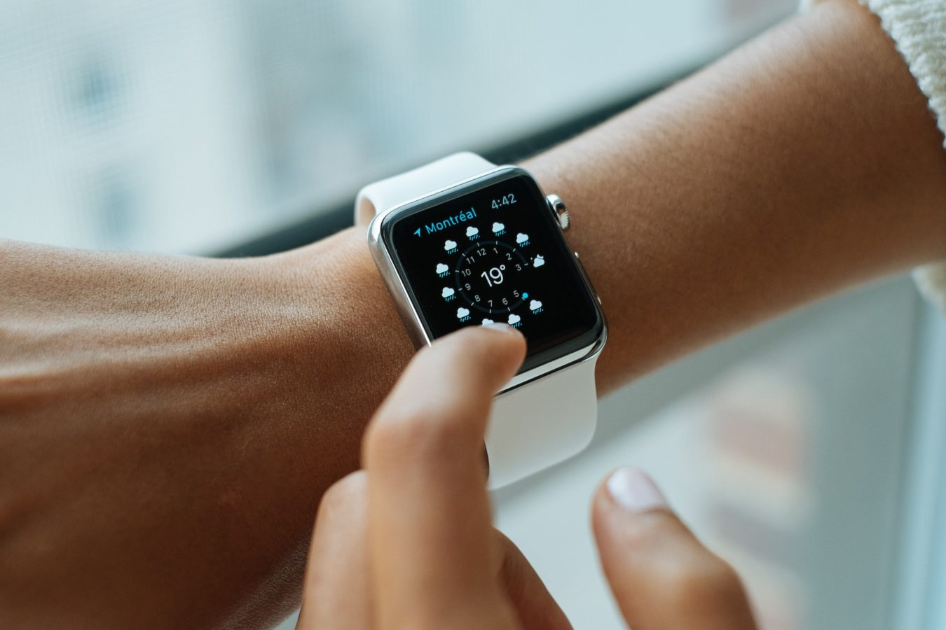 Study finds Apple Watch effective in early detection of Covid-19 symptoms
