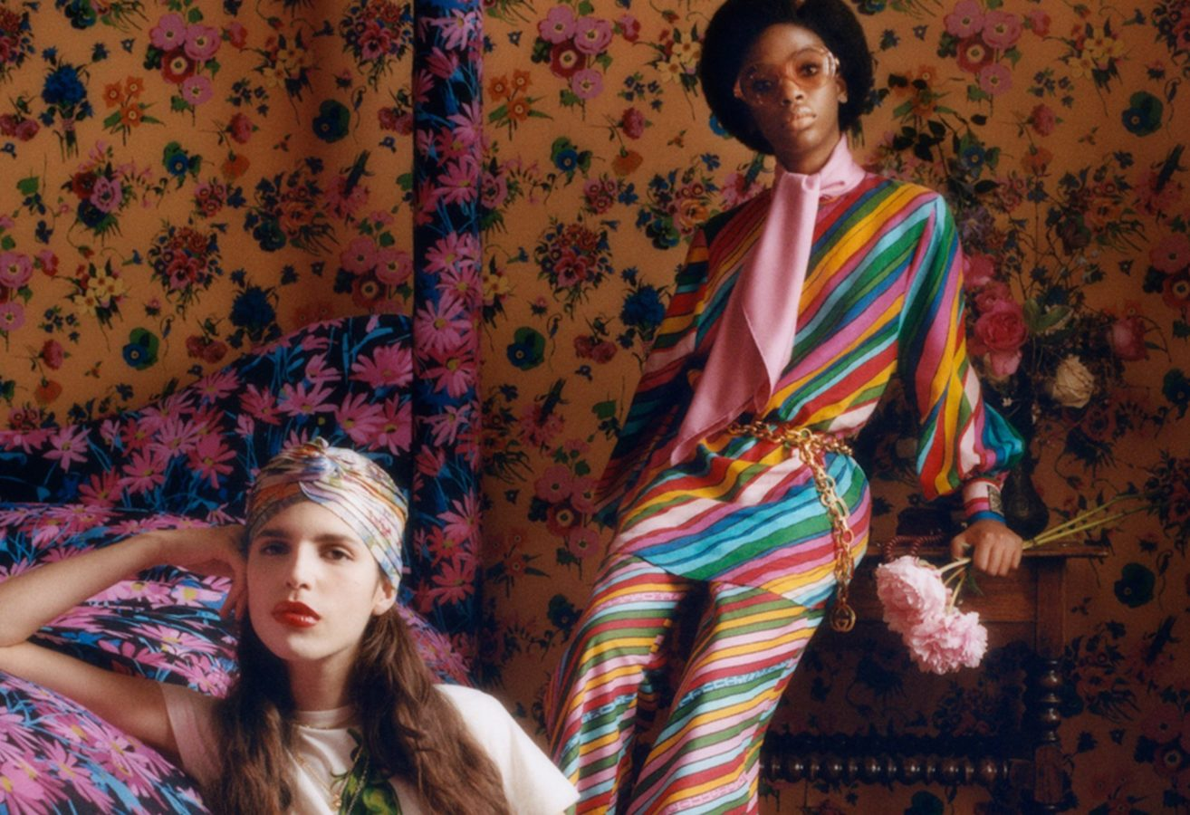 Gucci pays homage to Ken Scott in its new collection — but who was he?