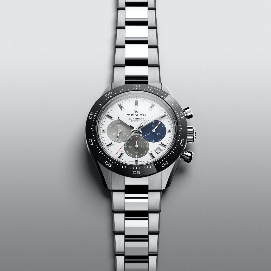 Zenith Chronomaster Sport, released during LVMH Watch Week 2021 watch trends 2021