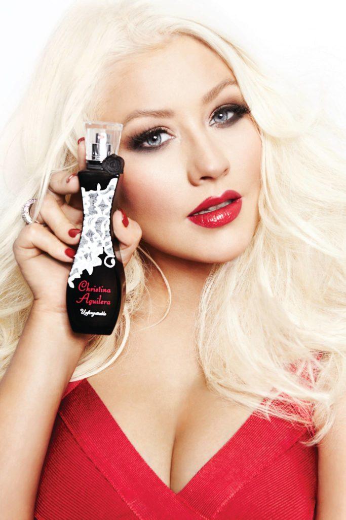 celebrity perfumes