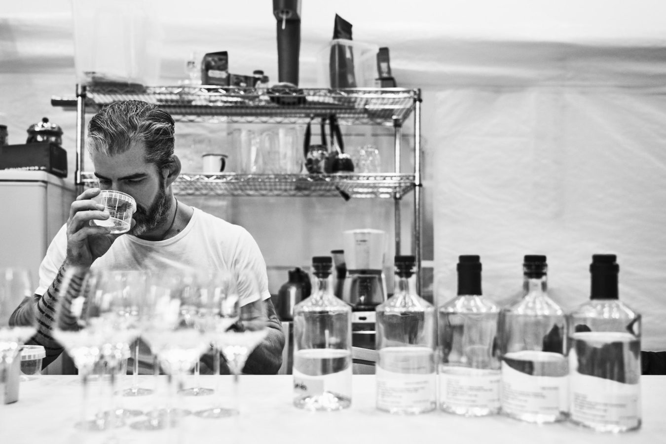Empirical's co-founder Lars Williams on his creative process and the future of alcohol