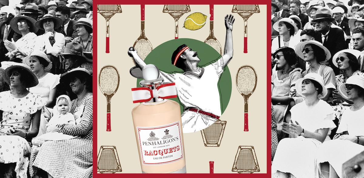 In conversation with Fabrice Pellegrin, the Grasse-native perfumer behind Penhaligon's Racquets