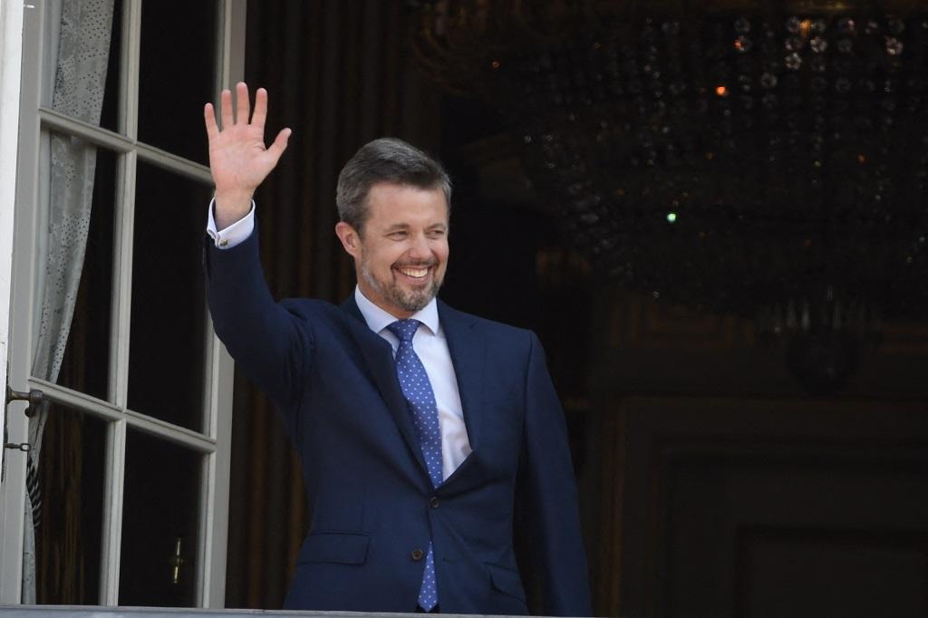 Crown Prince Frederik