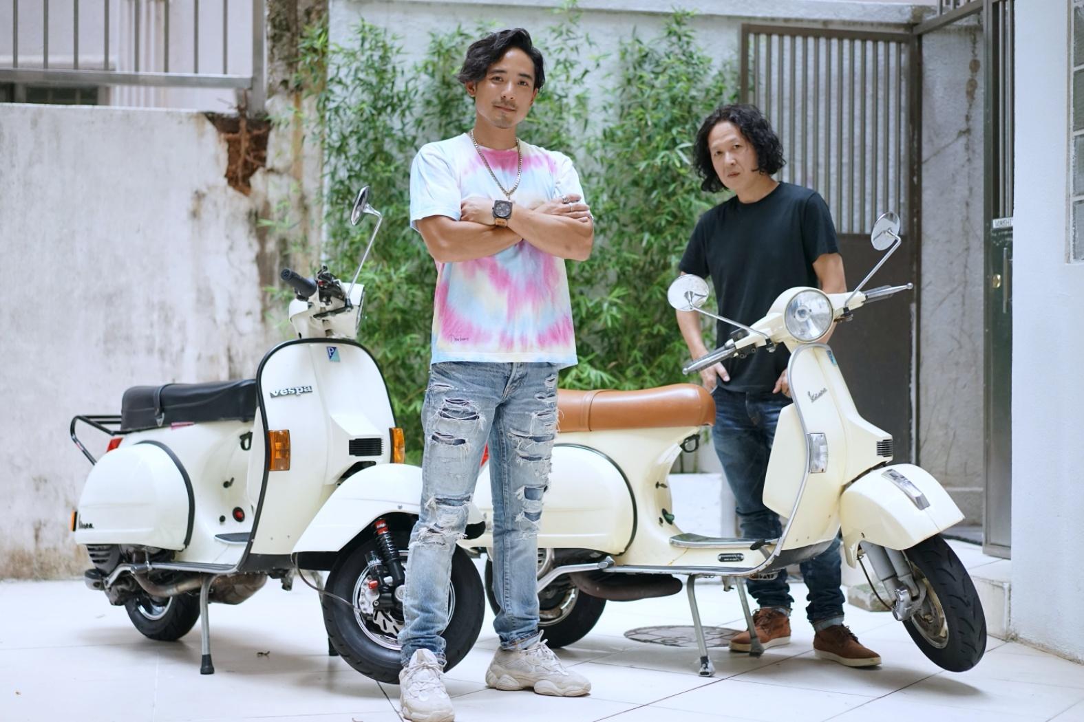 Alex Lam and Hiro Yoshikawa
