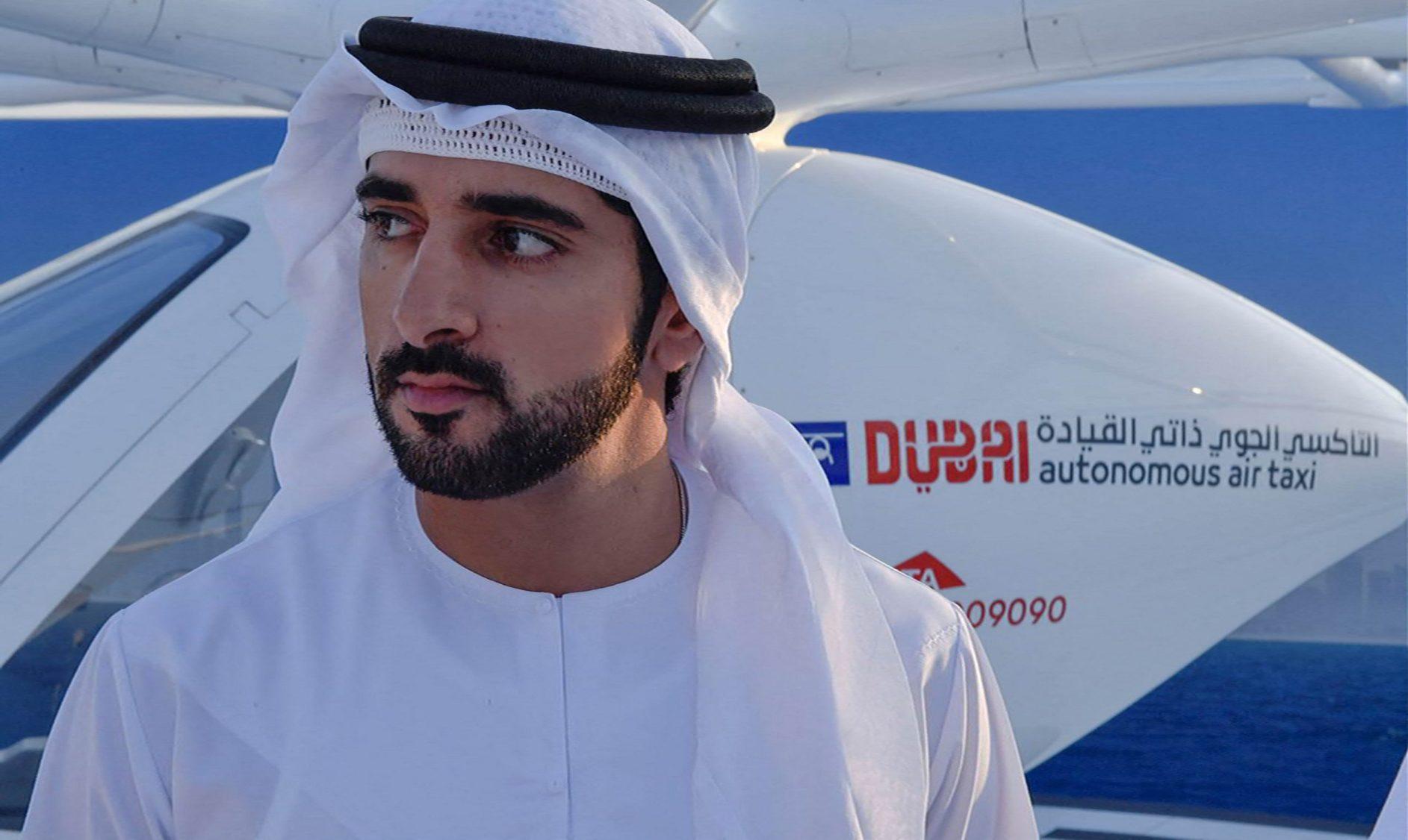 Prince Hamdan of Dubai royal cars