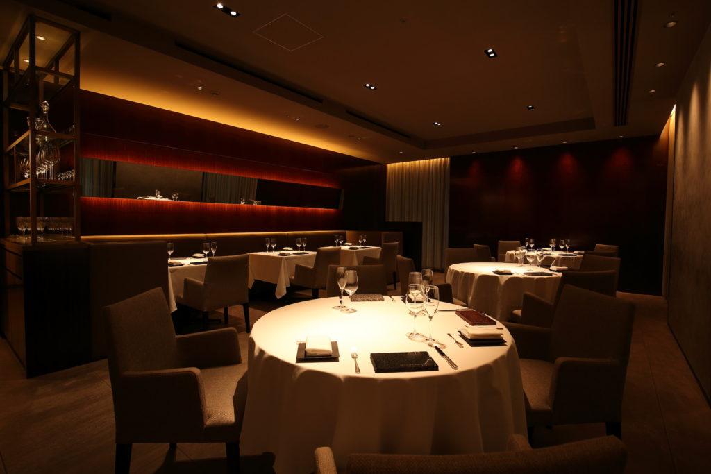 Quintessence toughest restaurants