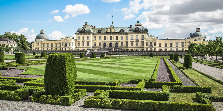Drottningholm Royal Palace