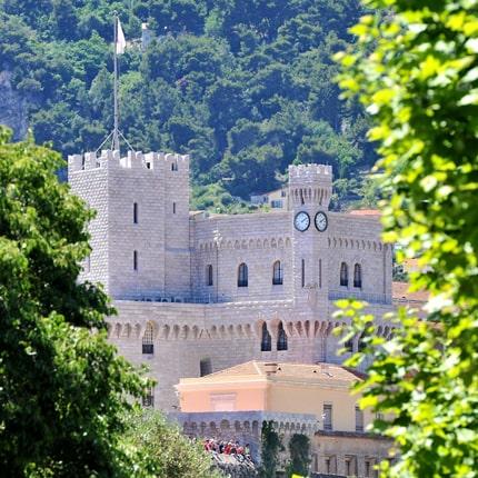 Prince's Palace Monaco