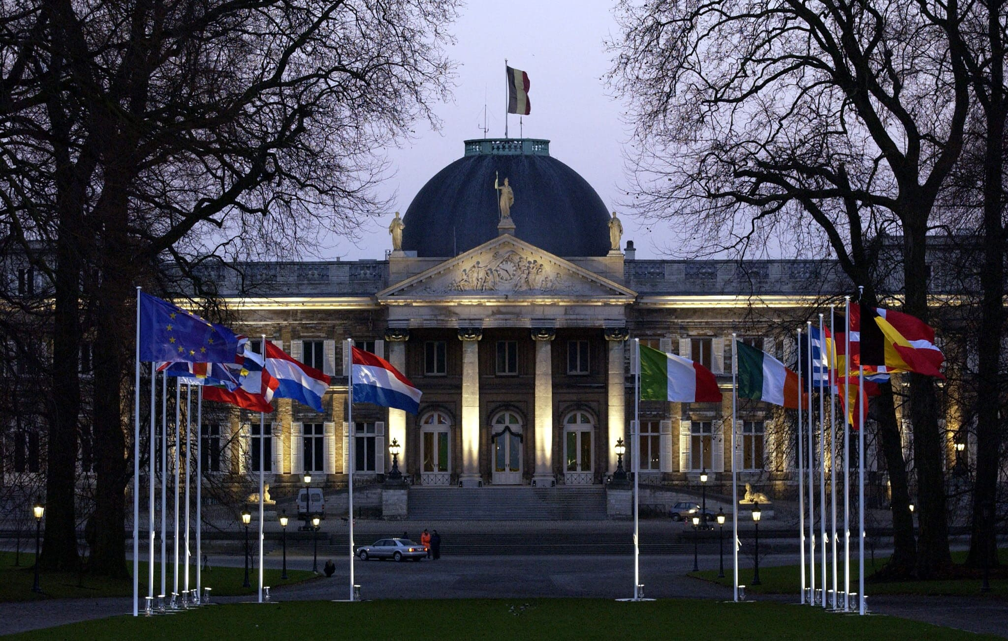 Royal Castle of Laeken
