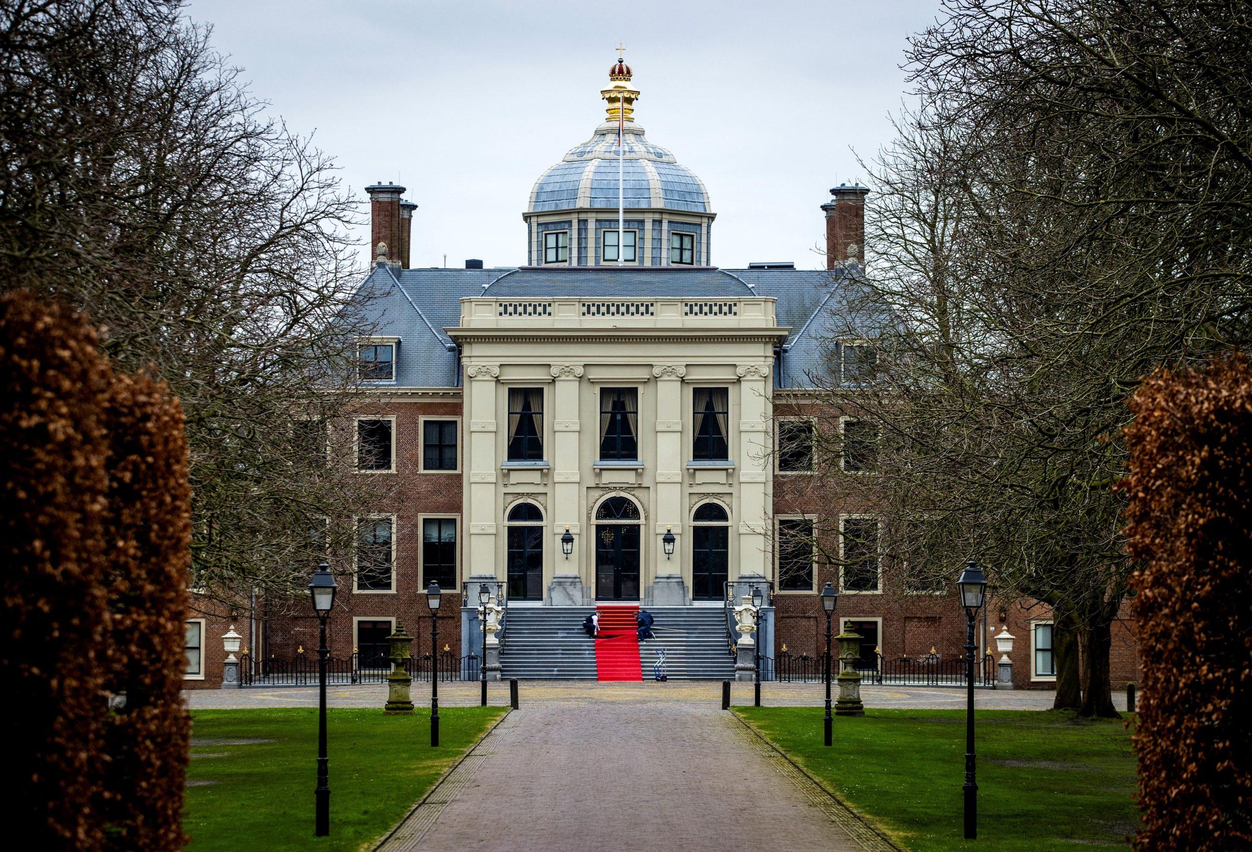 Huis ten Bosch Palace in Netherlands