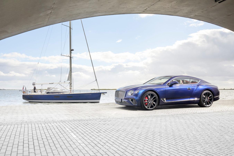 Bentley Motors brings its unique design to the Contest 59 CS luxury yacht interior