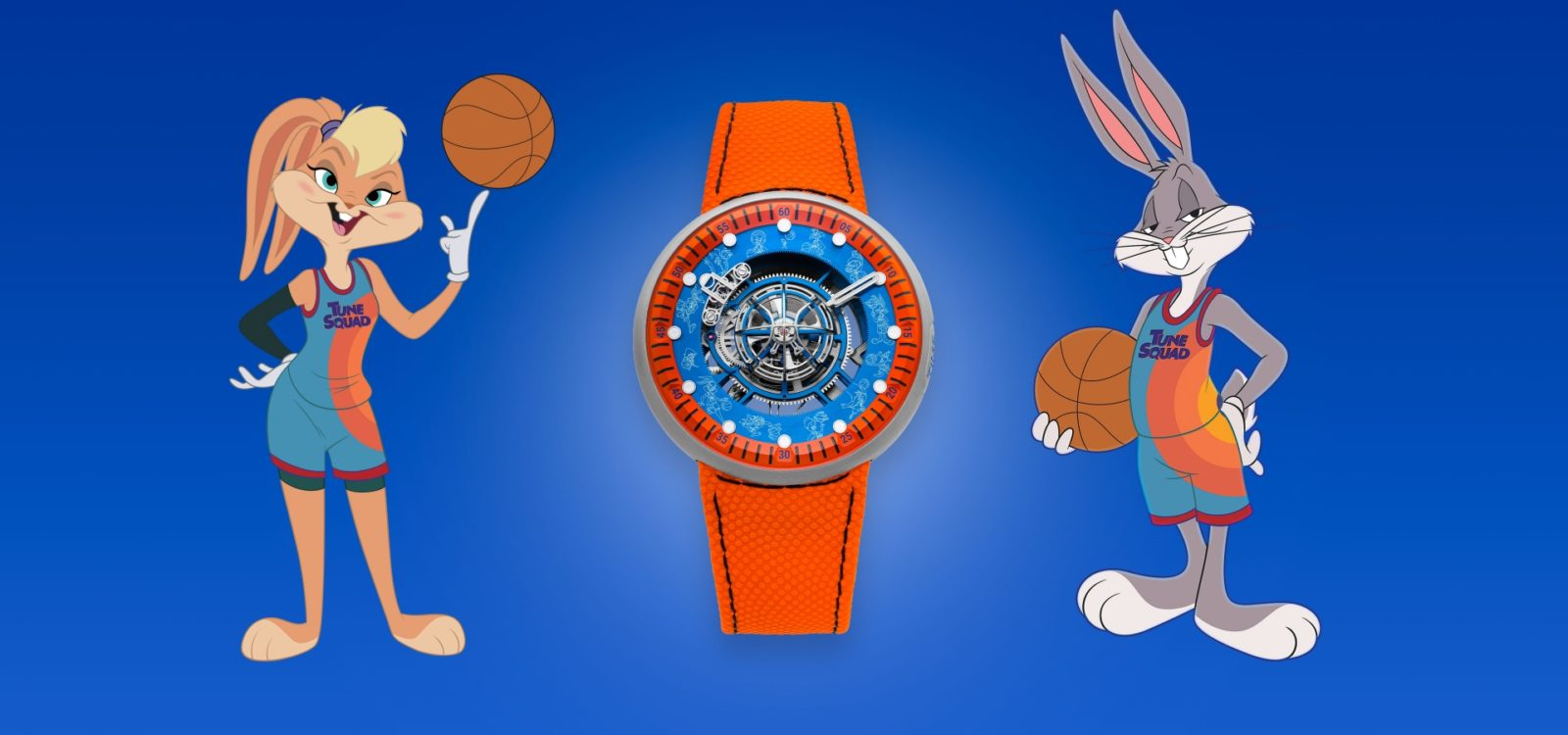Excited for Space Jam: The New Legacy? Look out for this limited edition watch from Kross Studio
