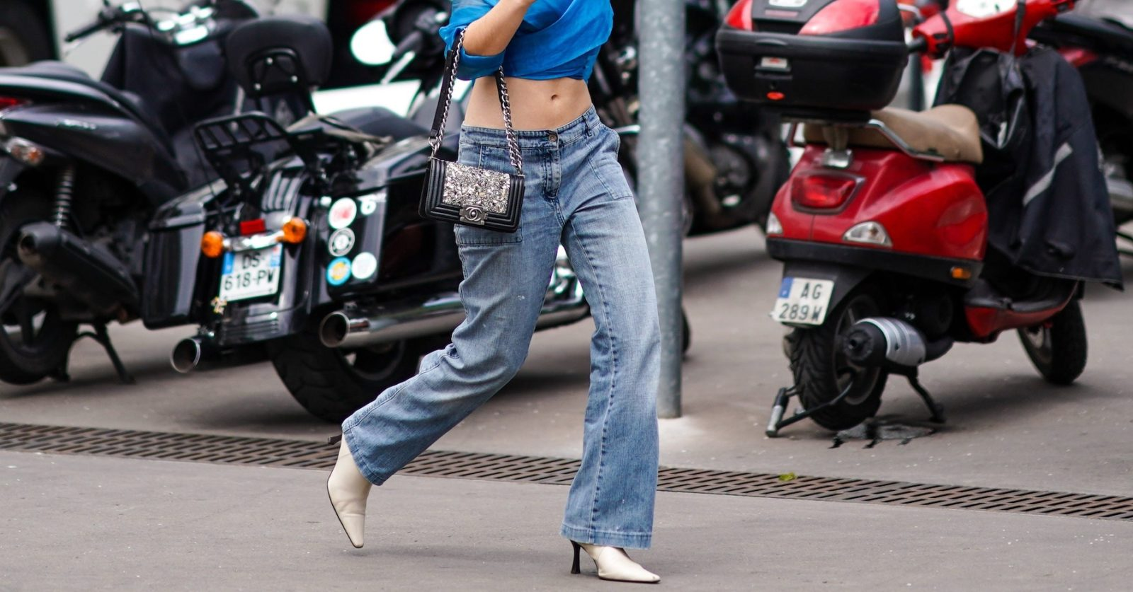 Here's how to choose the perfect jeans according to your body type
