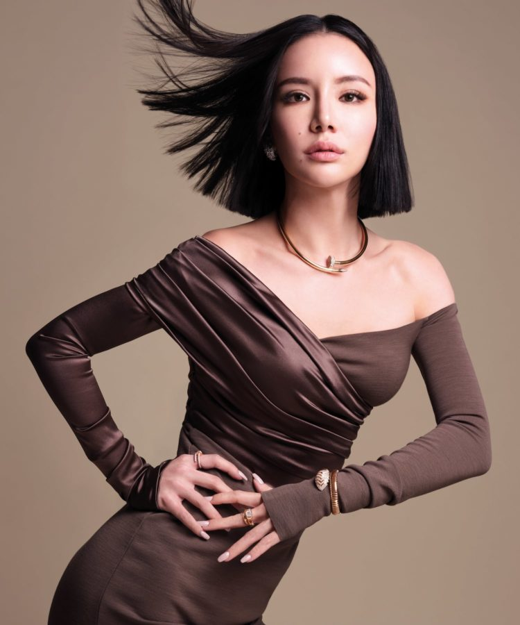 Kim Lim: Beauty and business pave her way to success
