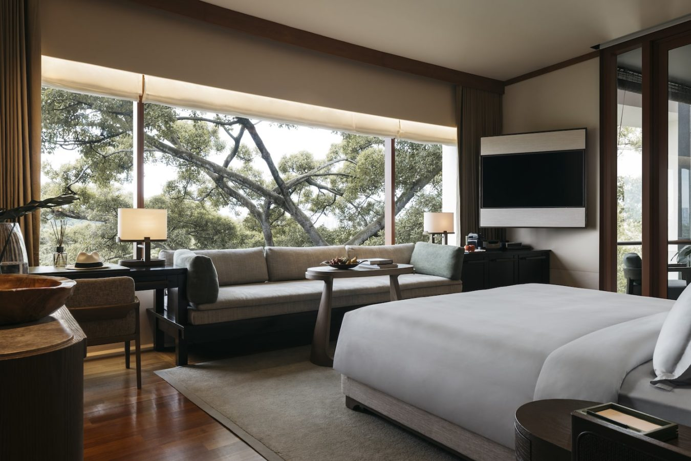 Staycation, workation or petcation? Do them all at Capella Singapore