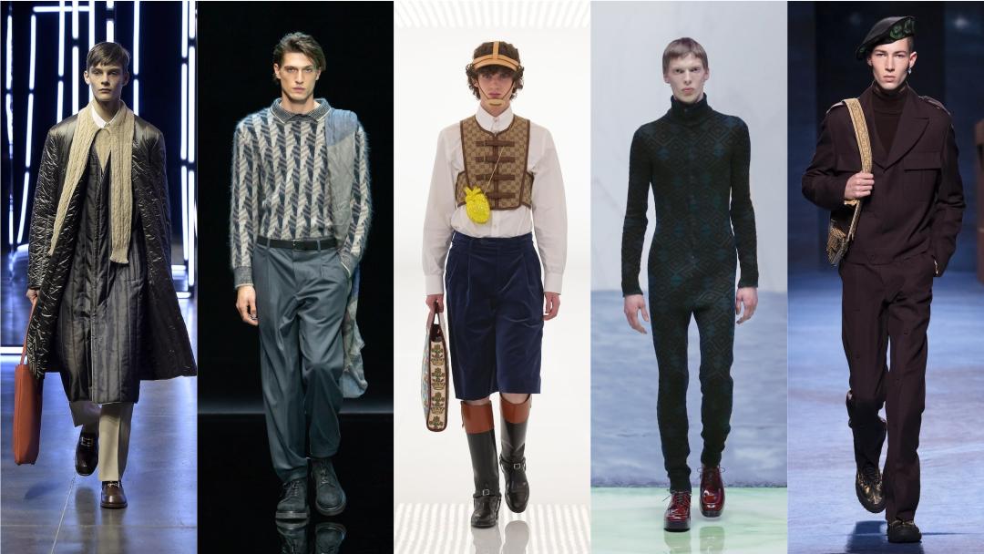 The biggest Autumn/Winter 2021 trends for men