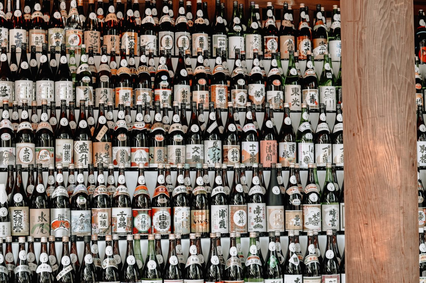 Vegan sake is a thing and it's spectacular