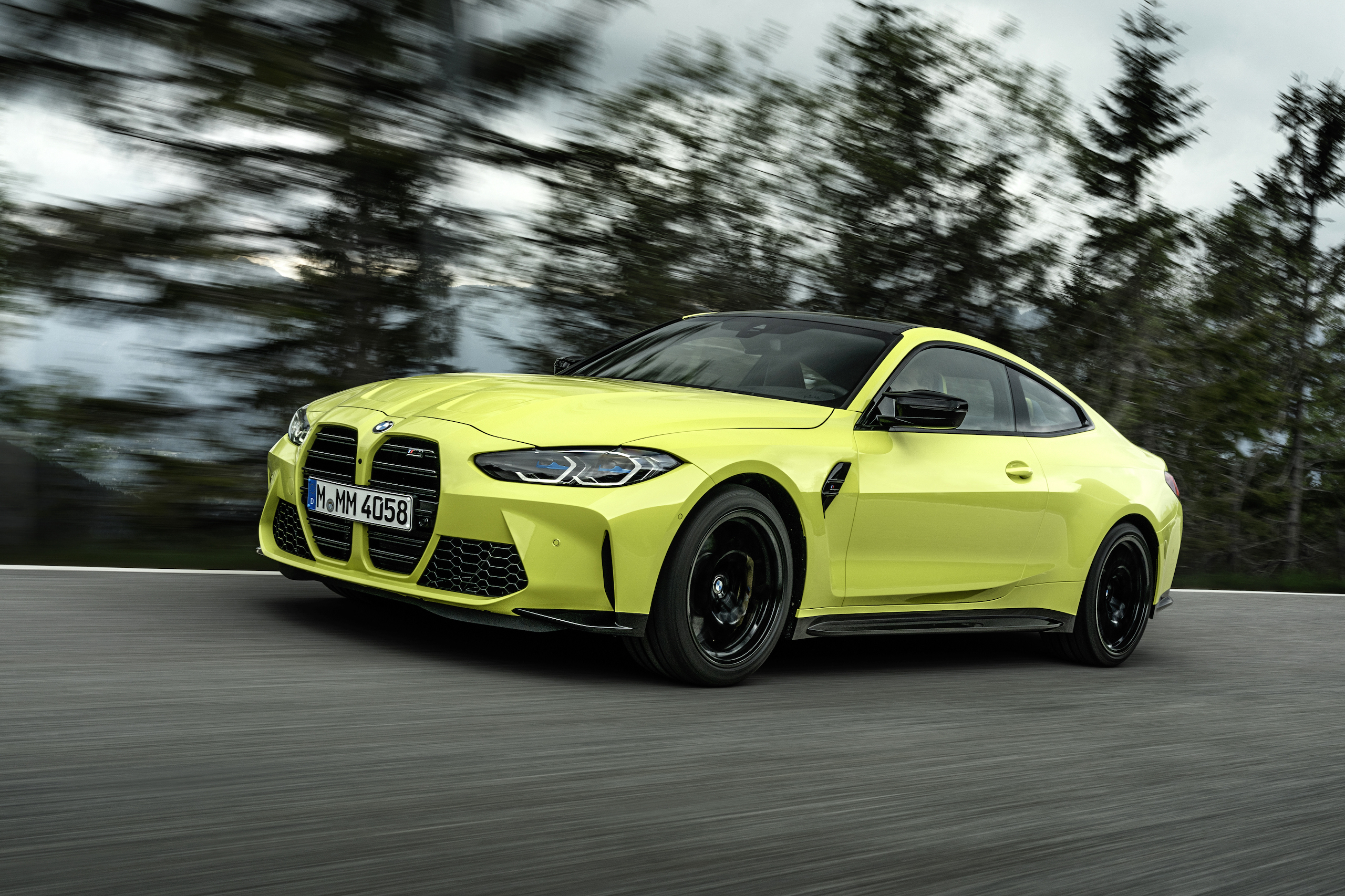 BMW M4 Competition: Love at first drive