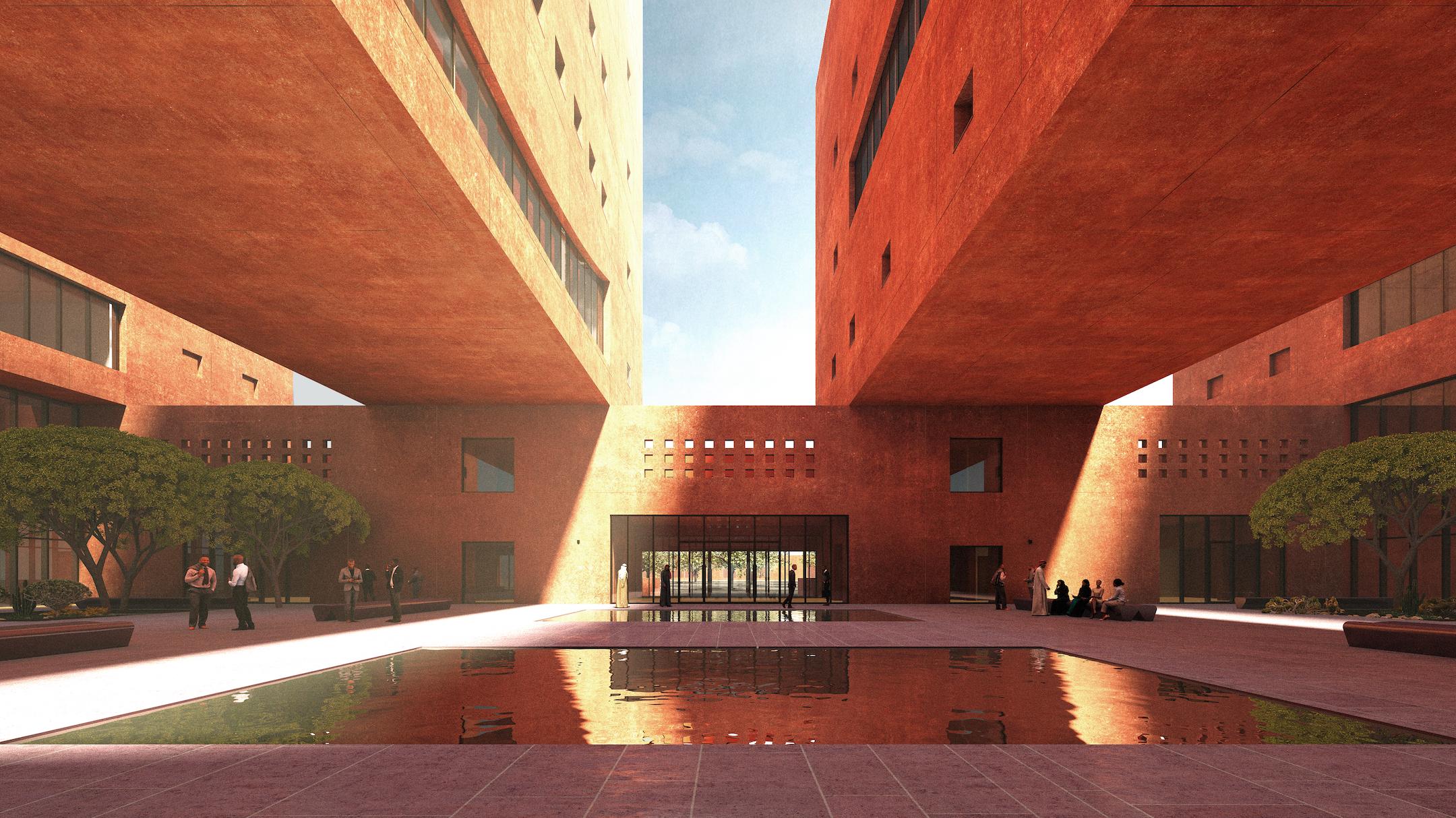Award-winning Ghanaian-British Architect Sir David Adjaye's Star is Ascendant and Bright The Africa Institute_Adjaye Associates