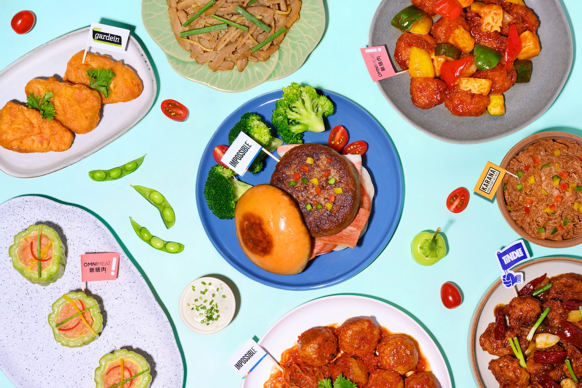 Sort out your lunches and dinners with Insane Meals' plant-based food subscription