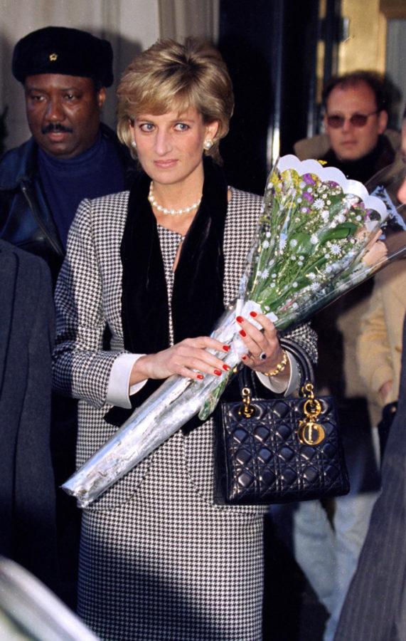 How Princess Diana inspired the Lady Dior handbag