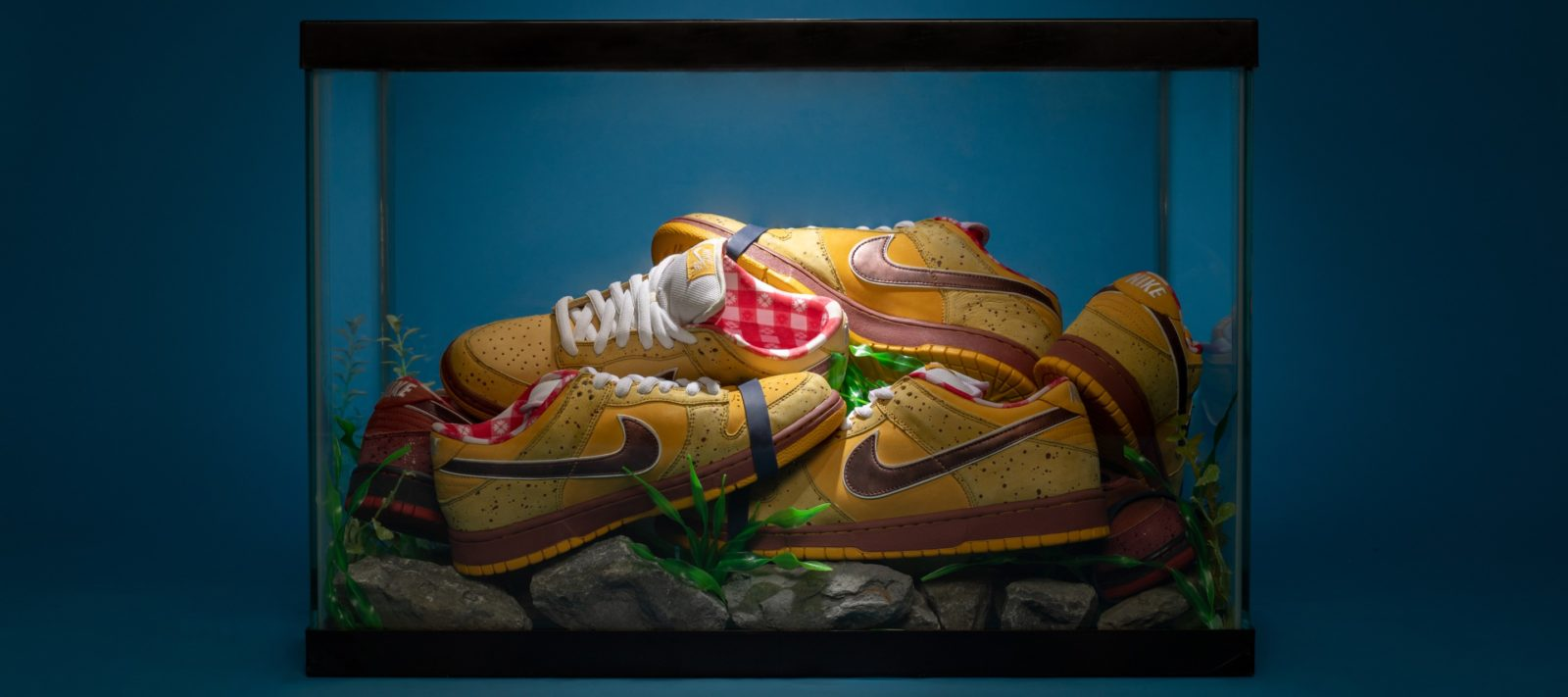 9 ultra-rare kicks are going under the hammer at Sotheby's first sneaker sale in Asia