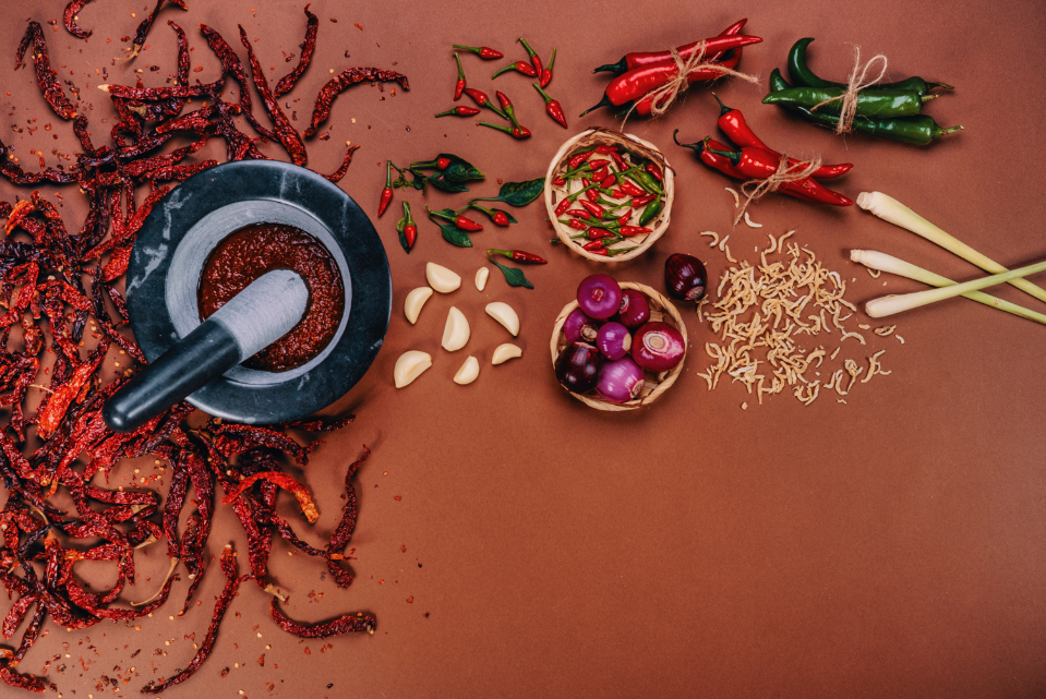 Chef Kelvin Lee of One&Only Desaru Coast shares the recipe to his signature sambal
