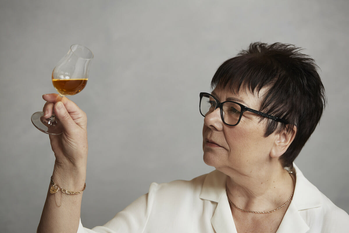 Maureen Robinson, Diageo's master blender, on the second release of Prima & Ultima