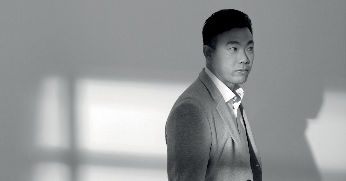 Green Warriors: Ricky Lin of Life3 Biotech on how plant-based food changes the way we eat