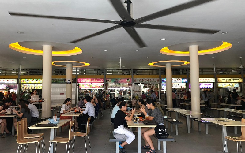 Unvaccinated people not allowed to dine in at hawker centres or enter malls from 13 October