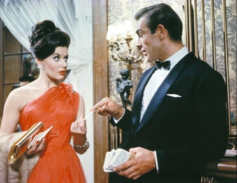 The most iconic Bond girl outfits of all time