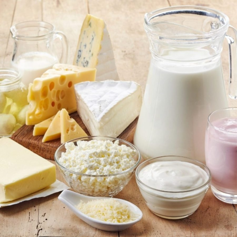 Dairy fat from milk, butter, and cheese could boost your heart health